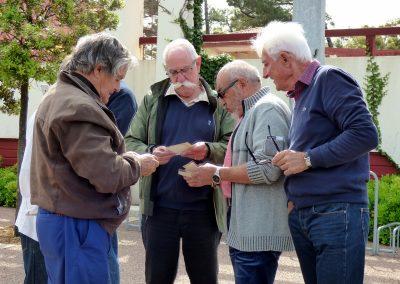 Rassemblement au Casino d'Hossegor