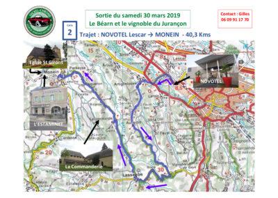 Nickel Chrome 40 - Sortie du 30 mars 2019 Béarn-Jurançon - 2272