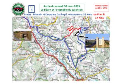Nickel Chrome 40 - Sortie du 30 mars 2019 Béarn-Jurançon - 2273