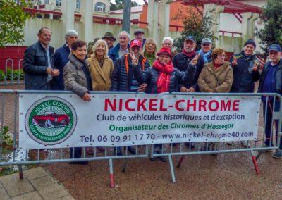 Nickel Chrome 40 - RM 17 novembre - 3180